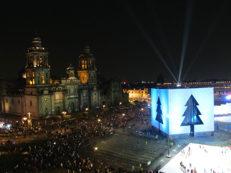 Kerstmis Mexico