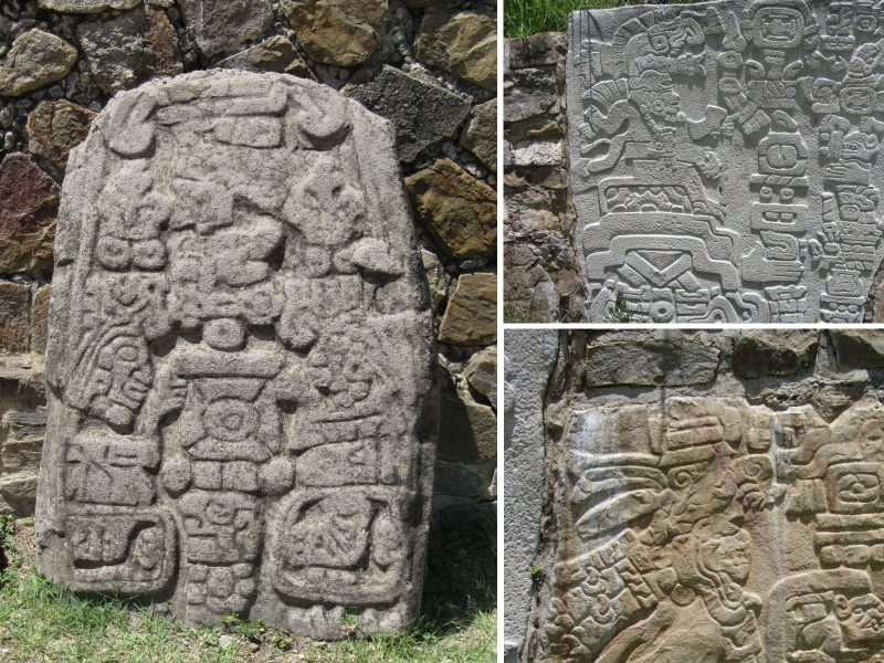 Mexico archeologische zones