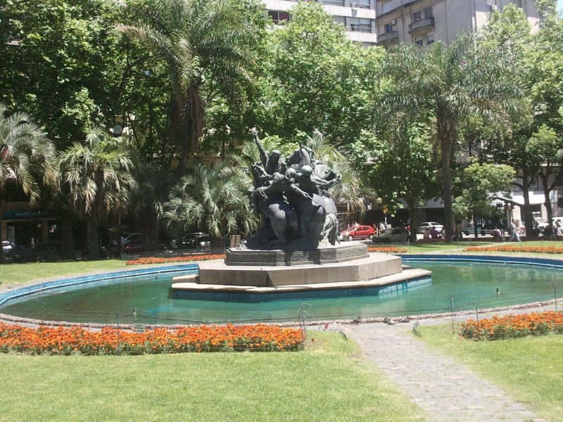 Montevideo centrum