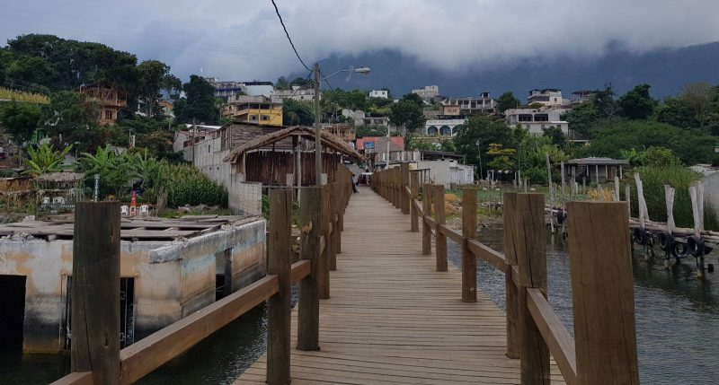 San Marcos la laguna haven