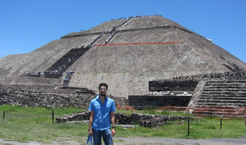 Teotihuacan zone mexico